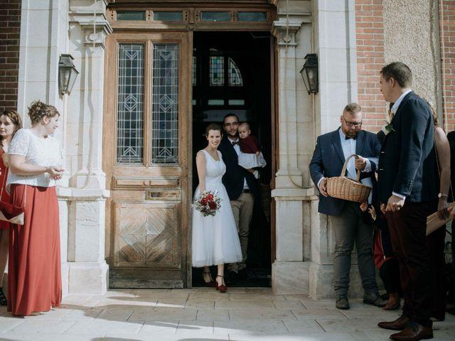 Le mariage de Fabien et Marie à Nogent-le-Roi, Eure-et-Loir 21