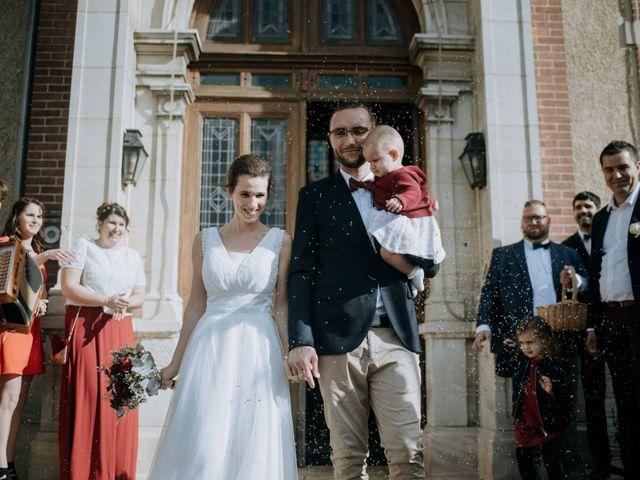 Le mariage de Fabien et Marie à Nogent-le-Roi, Eure-et-Loir 22