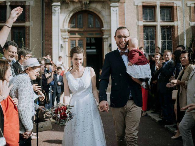 Le mariage de Fabien et Marie à Nogent-le-Roi, Eure-et-Loir 23