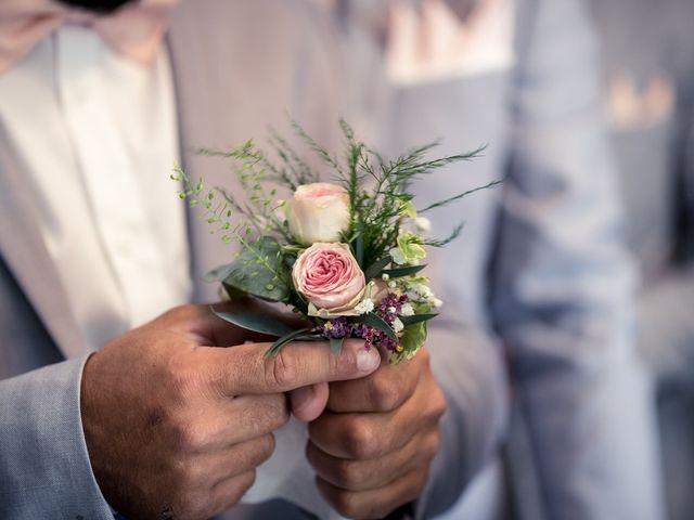 Le mariage de Sébastien et Floriane à Saint-Maximin-la-Sainte-Baume, Var 15