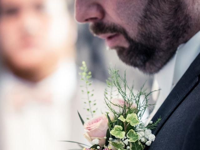 Le mariage de Sébastien et Floriane à Saint-Maximin-la-Sainte-Baume, Var 16