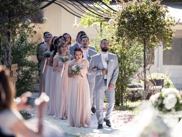 Le mariage de Sébastien et Floriane à Saint-Maximin-la-Sainte-Baume, Var 55