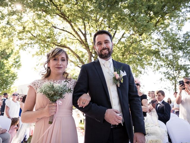 Le mariage de Sébastien et Floriane à Saint-Maximin-la-Sainte-Baume, Var 58