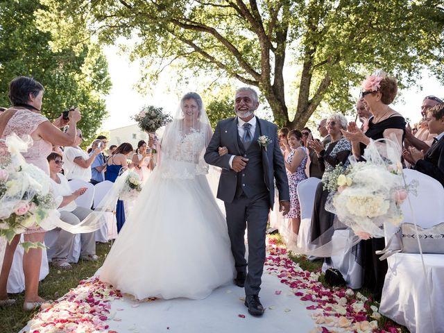Le mariage de Sébastien et Floriane à Saint-Maximin-la-Sainte-Baume, Var 61