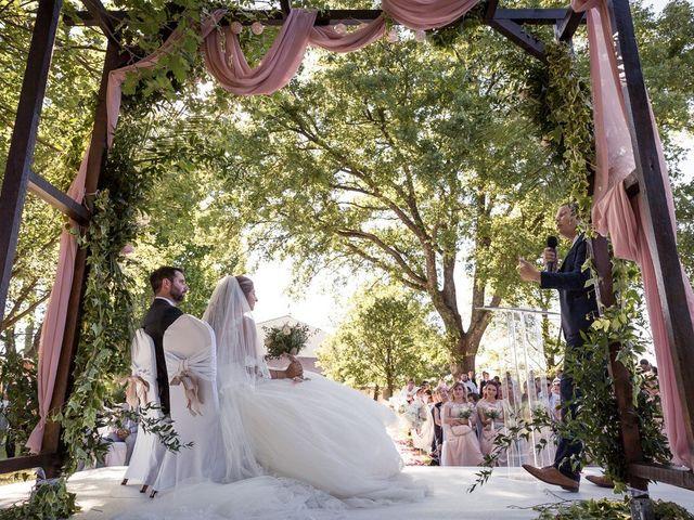 Le mariage de Sébastien et Floriane à Saint-Maximin-la-Sainte-Baume, Var 64