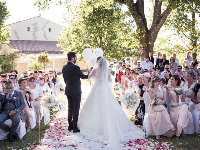 Le mariage de Sébastien et Floriane à Saint-Maximin-la-Sainte-Baume, Var 65
