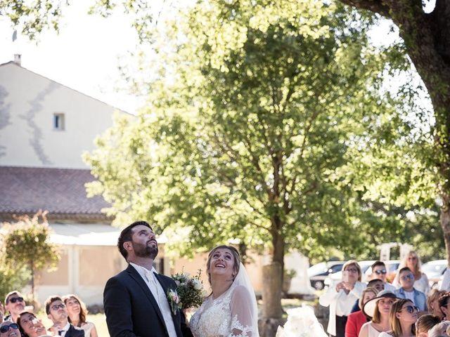 Le mariage de Sébastien et Floriane à Saint-Maximin-la-Sainte-Baume, Var 66
