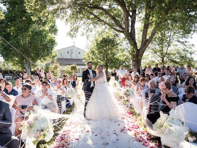 Le mariage de Sébastien et Floriane à Saint-Maximin-la-Sainte-Baume, Var 73