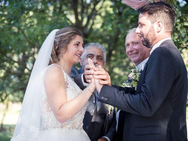 Le mariage de Sébastien et Floriane à Saint-Maximin-la-Sainte-Baume, Var 76