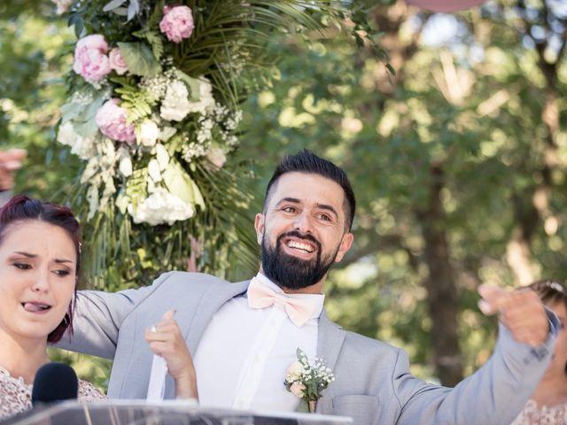 Le mariage de Sébastien et Floriane à Saint-Maximin-la-Sainte-Baume, Var 89