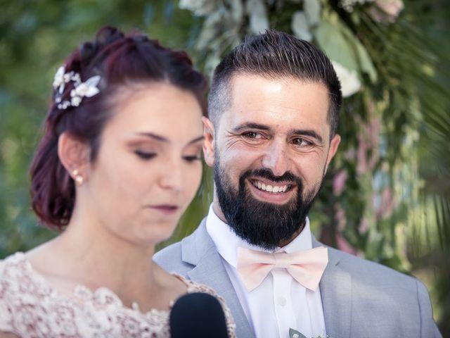 Le mariage de Sébastien et Floriane à Saint-Maximin-la-Sainte-Baume, Var 90