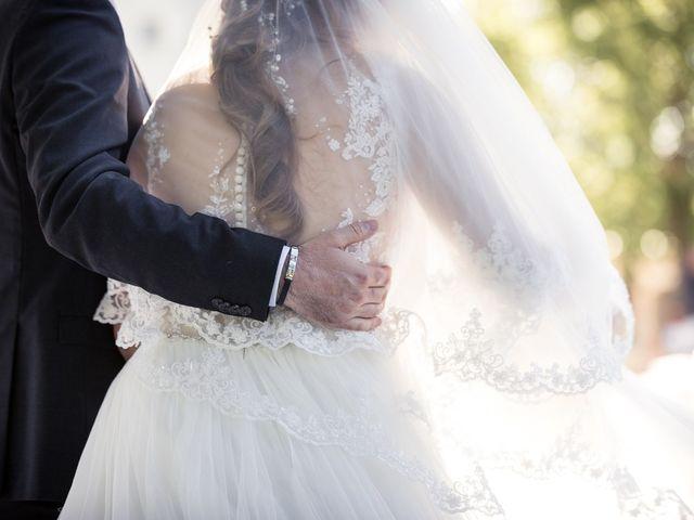 Le mariage de Sébastien et Floriane à Saint-Maximin-la-Sainte-Baume, Var 92