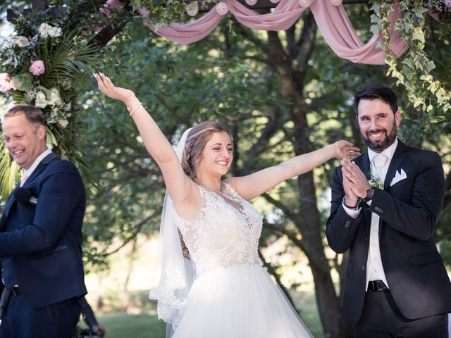 Le mariage de Sébastien et Floriane à Saint-Maximin-la-Sainte-Baume, Var 103