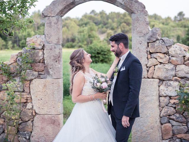 Le mariage de Sébastien et Floriane à Saint-Maximin-la-Sainte-Baume, Var 110