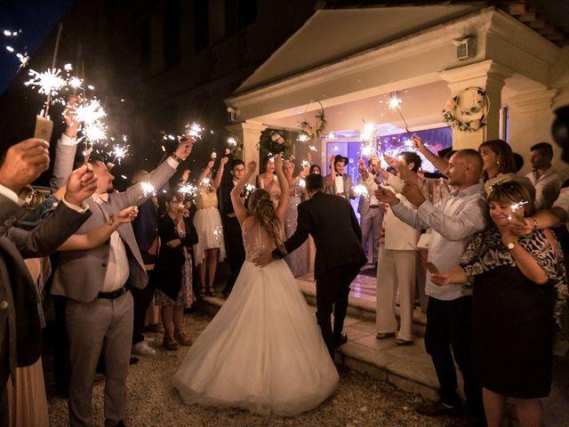 Le mariage de Sébastien et Floriane à Saint-Maximin-la-Sainte-Baume, Var 122