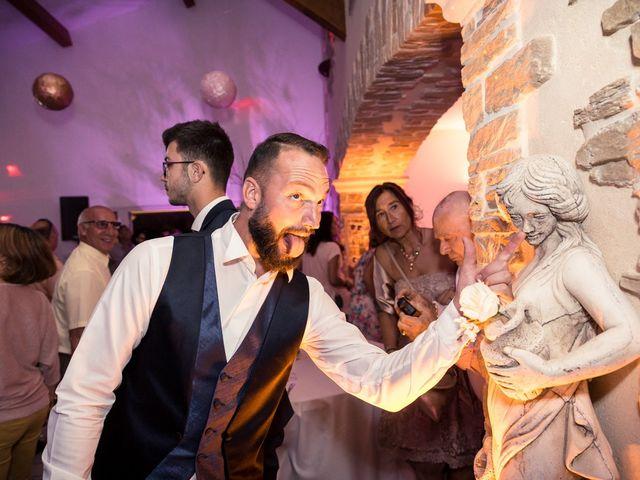 Le mariage de Sébastien et Floriane à Saint-Maximin-la-Sainte-Baume, Var 124