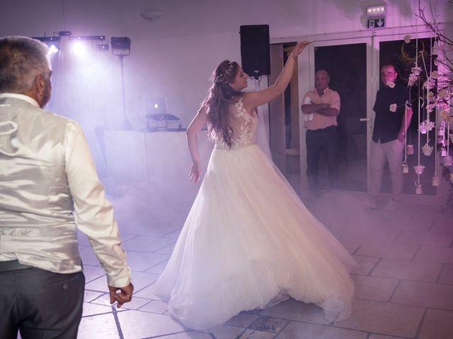 Le mariage de Sébastien et Floriane à Saint-Maximin-la-Sainte-Baume, Var 131