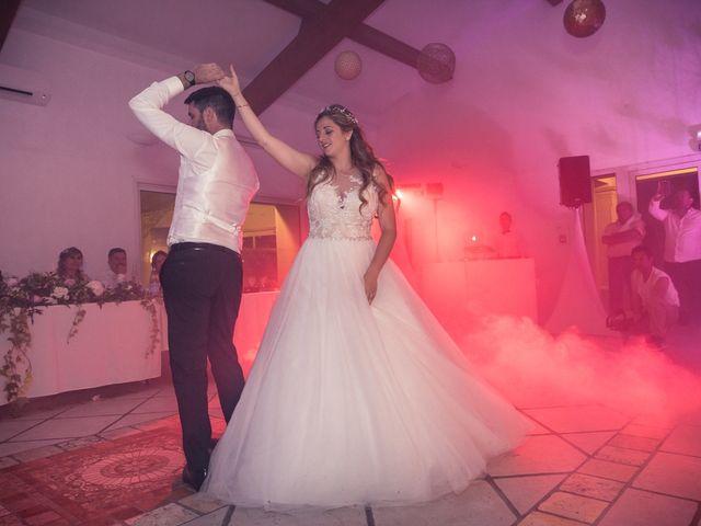 Le mariage de Sébastien et Floriane à Saint-Maximin-la-Sainte-Baume, Var 135