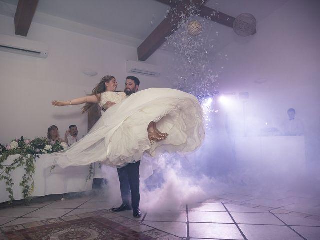 Le mariage de Sébastien et Floriane à Saint-Maximin-la-Sainte-Baume, Var 137