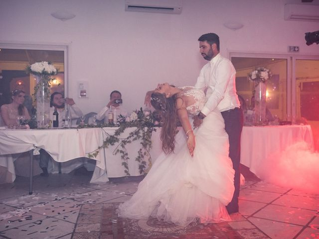 Le mariage de Sébastien et Floriane à Saint-Maximin-la-Sainte-Baume, Var 140