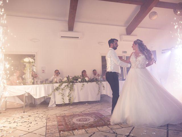 Le mariage de Sébastien et Floriane à Saint-Maximin-la-Sainte-Baume, Var 143