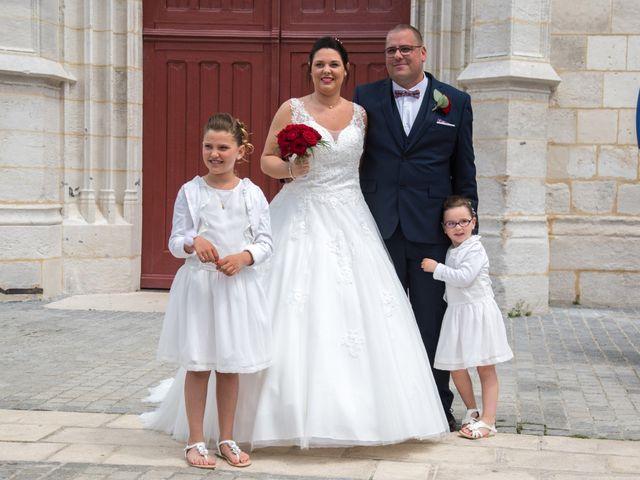 Le mariage de Nicolas et Jennifer à Bourg-Achard, Eure 4
