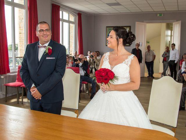 Le mariage de Nicolas et Jennifer à Bourg-Achard, Eure 5