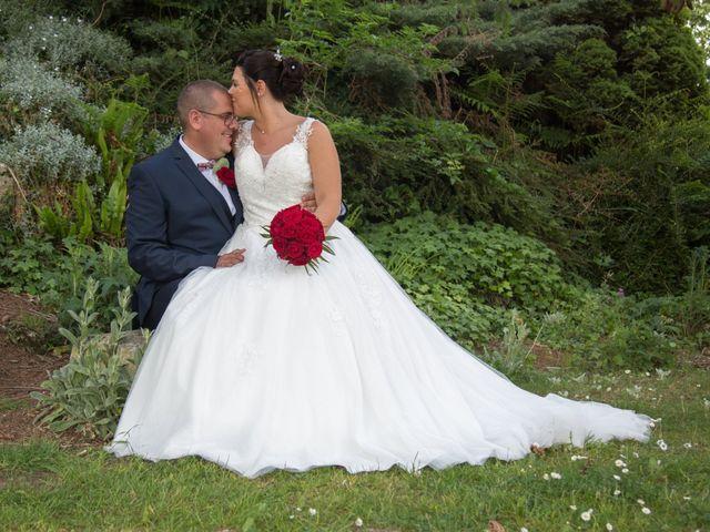 Le mariage de Nicolas et Jennifer à Bourg-Achard, Eure 7