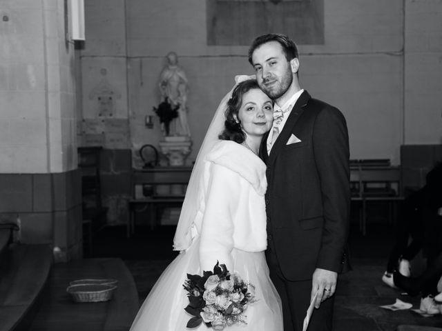 Le mariage de Maëlle et Vincent