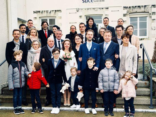 Le mariage de Vincent et Maëlle à Sucé-sur-Erdre, Loire Atlantique 26