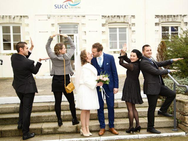 Le mariage de Vincent et Maëlle à Sucé-sur-Erdre, Loire Atlantique 27