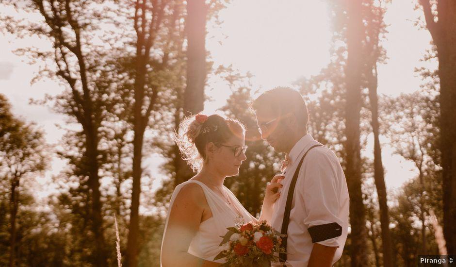 Le mariage de Pascal et Lise à Le Brethon, Allier