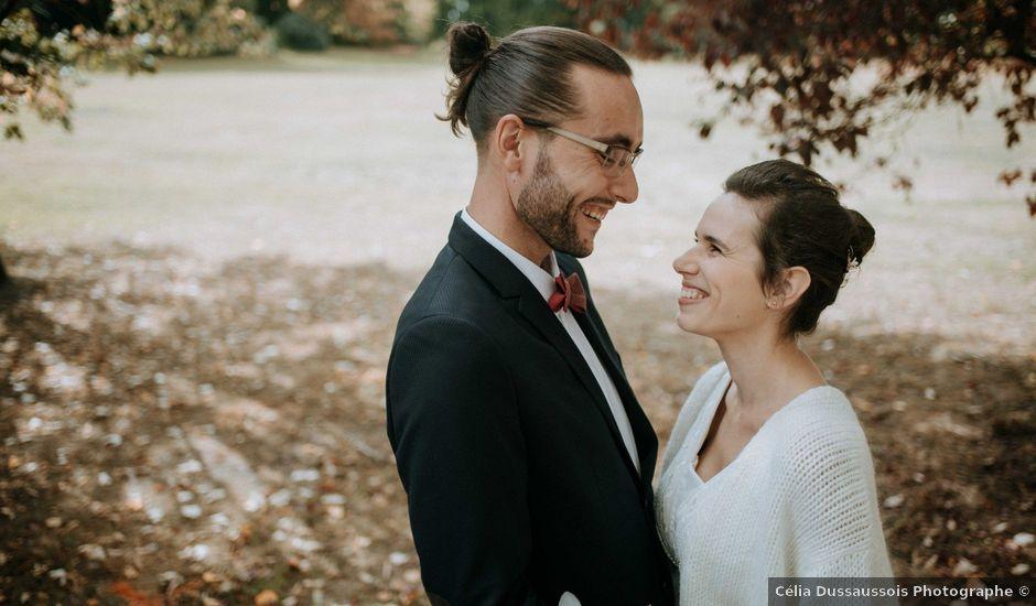 Le mariage de Fabien et Marie à Nogent-le-Roi, Eure-et-Loir