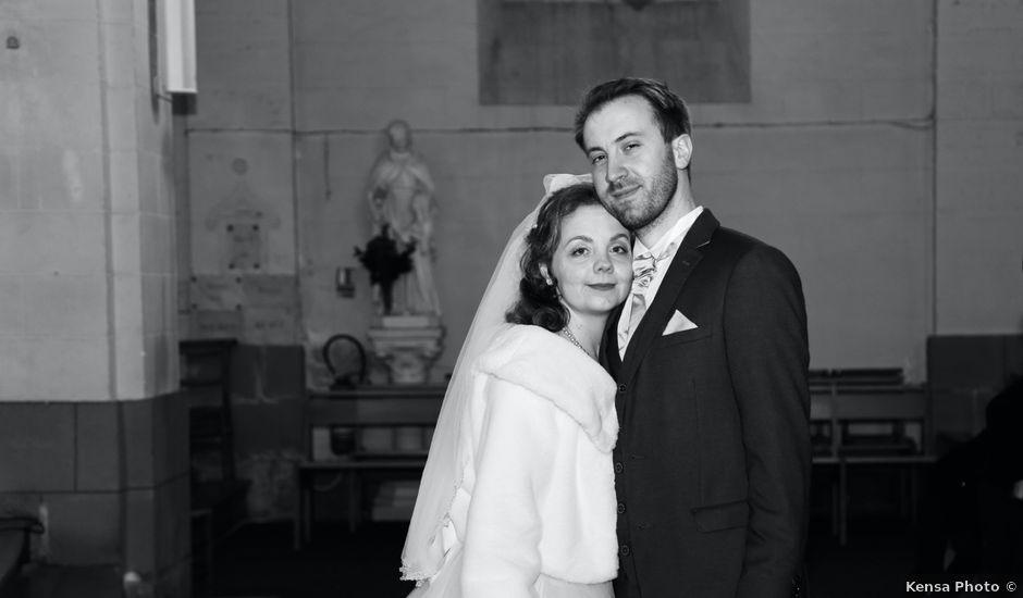 Le mariage de Vincent et Maëlle à Sucé-sur-Erdre, Loire Atlantique