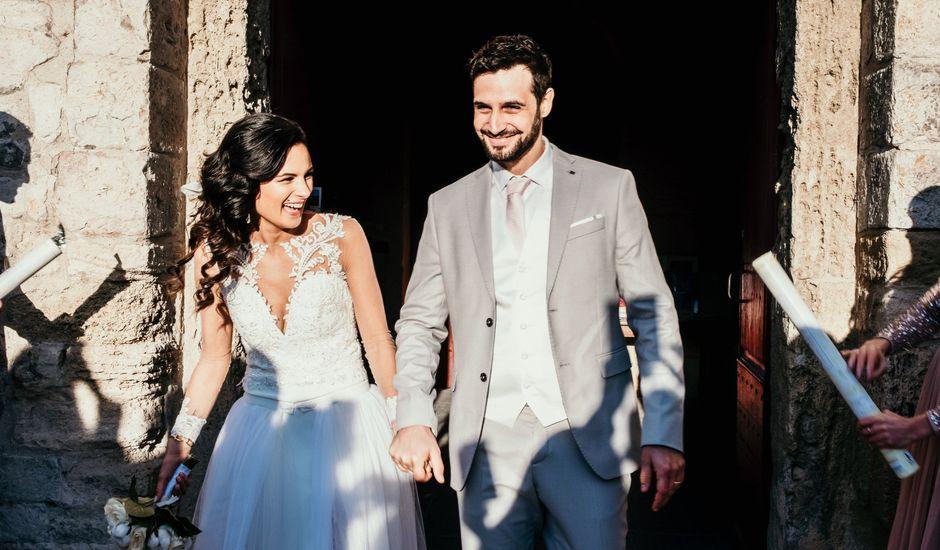 Le mariage de Johan et Anna à Villeneuve-lès-Maguelone, Hérault