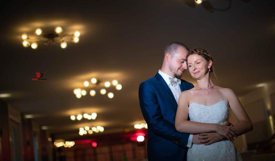 Le mariage de Jason et Lauriane à Lambres-lez-Douai, Nord