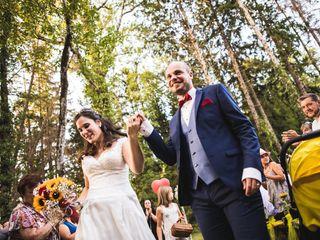 Le mariage de Charline et Bastien