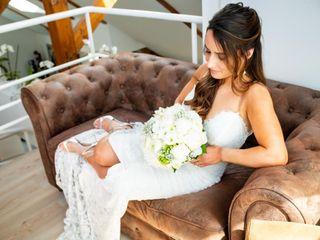 Le mariage de Melanie et David 1