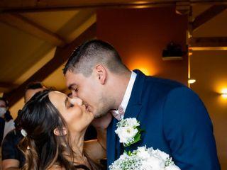 Le mariage de Melanie et David 3