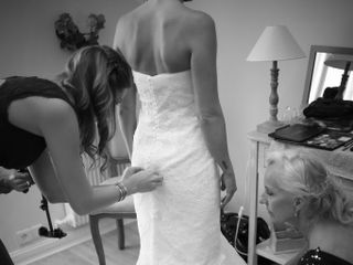 Le mariage de Christelle et Damien 2