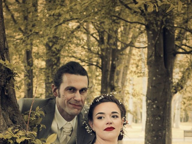 Le mariage de Benjamin et Maëva à Étréchy, Essonne 34