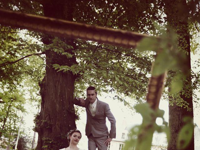 Le mariage de Benjamin et Maëva à Étréchy, Essonne 37