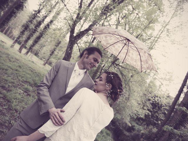 Le mariage de Maëva et Benjamin