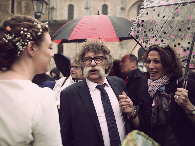 Le mariage de Benjamin et Maëva à Étréchy, Essonne 75