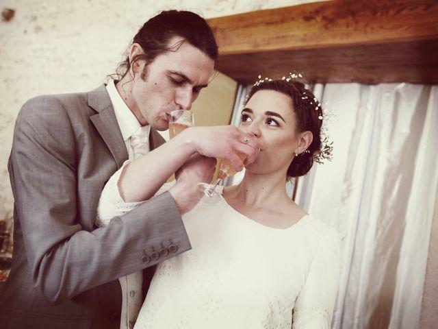 Le mariage de Benjamin et Maëva à Étréchy, Essonne 91