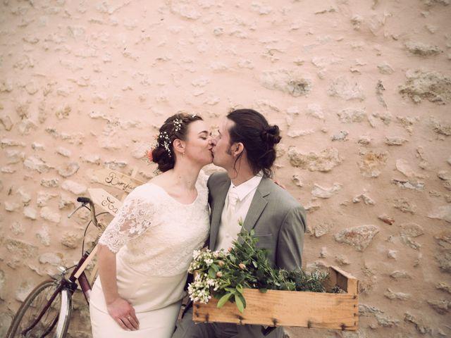 Le mariage de Benjamin et Maëva à Étréchy, Essonne 92