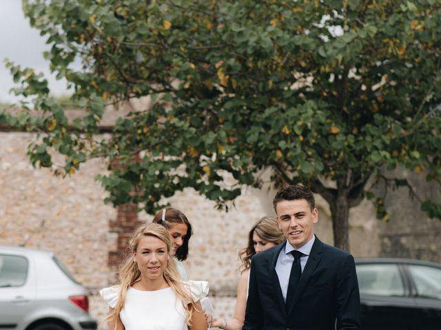 Le mariage de Léa et Charles à Giverny, Eure 10