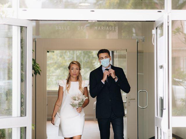 Le mariage de Léa et Charles à Giverny, Eure 20