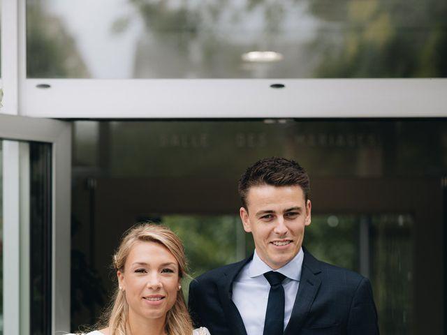 Le mariage de Léa et Charles à Giverny, Eure 21