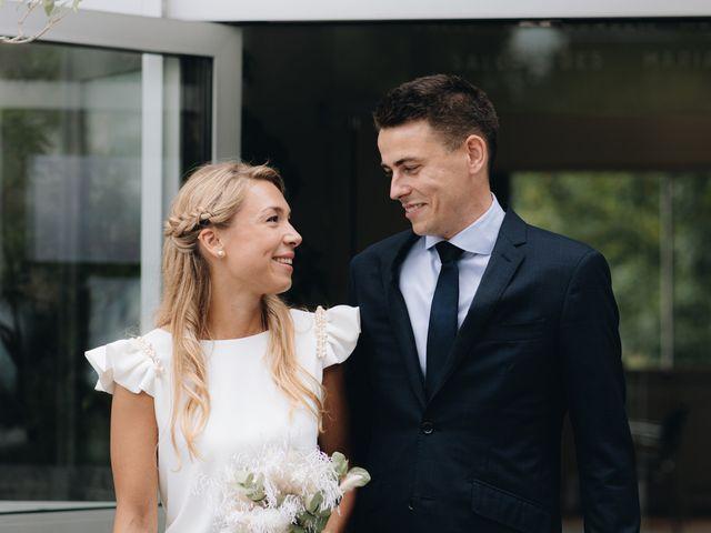 Le mariage de Léa et Charles à Giverny, Eure 22